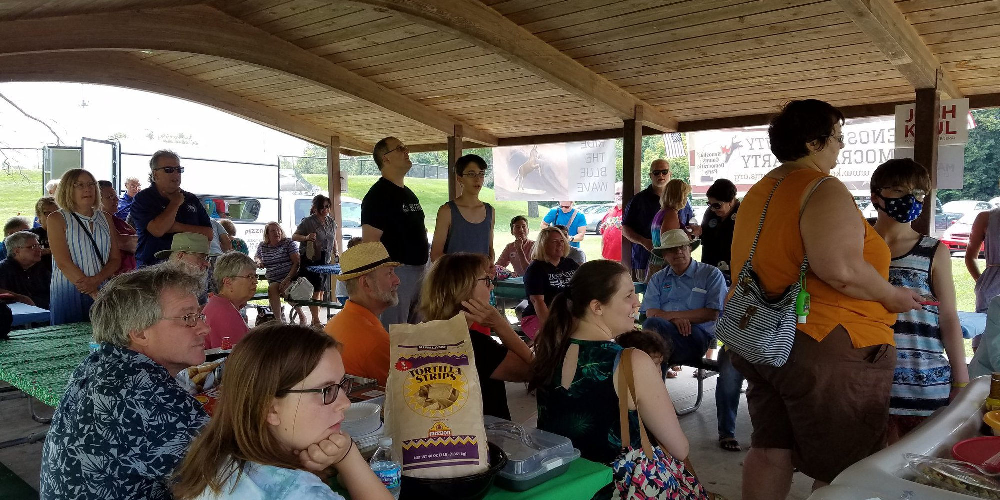 KCDP annual picnic