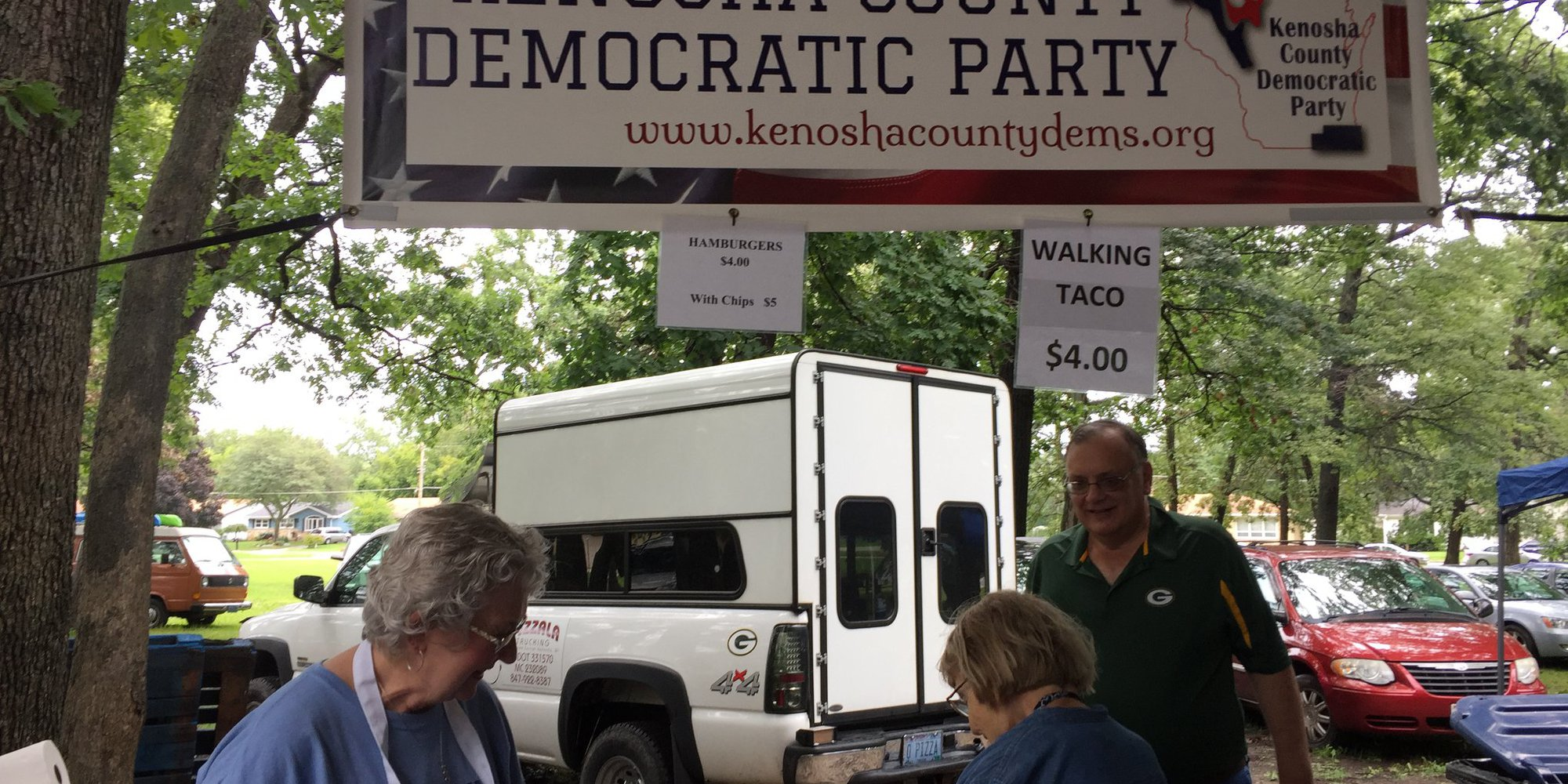 KCDP at LaborFest